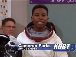 Cameron Parks Space Cadet