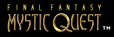 Final Fantasy Mystic Quest logo
