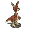 Red Kangaroo-icon
