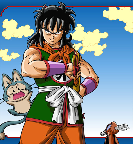 Dragon Ball: Yamcha - Gallery Colection