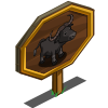 Water Buffalo Mastery Sign-icon