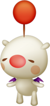 Theatrhythm Moogle