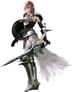 Arena ~ Video Game Character Fight (sign-ups) 250px-Lightning_FFXIII-2