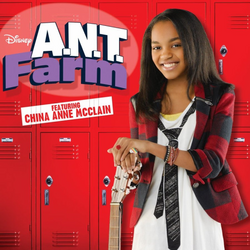 A.N.T. Farm Soundtrack Album Cover
