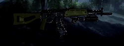 BFBC AEK-971 Weapon