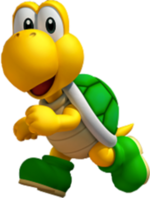 SM3DL Artwork Koopa