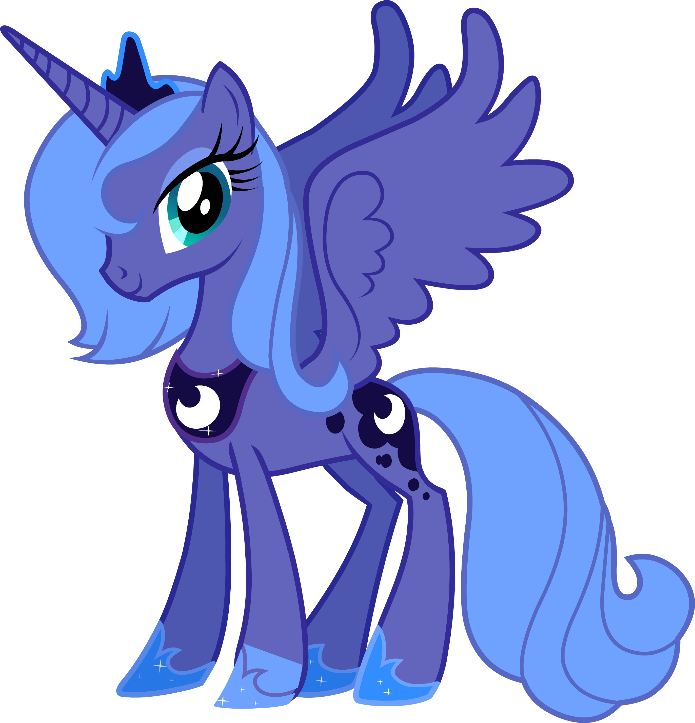 Princess Luna Images   My Little Pony Friendship Is Magic Wiki