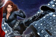 Black widow avengers promo 1