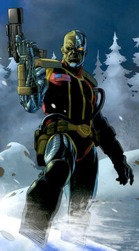 Deathlok Prime (Earth-10511) from Uncanny X-Force Vol 1 5
