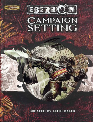 Eberron Campaign Setting