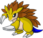 Sandslash P 2