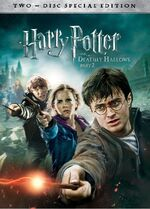 HP7 P2 DVD