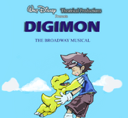 Disney Digimon on Broadway