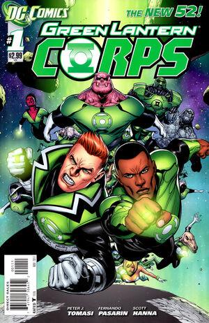 300px-Green_Lantern_Corps_Vol_3_1.jpg