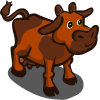Fall Cow-icon