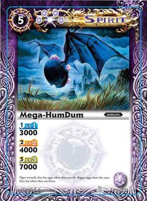 Battle spirits Set 3  300px-Mega-humpdump2