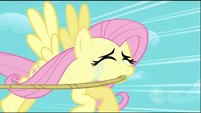 Fluttershy nearly sobbing S2E02