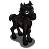 Black Belgian Foal-icon