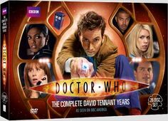 Complete david tennant years us dvd