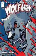 Astounding Wolf-Man Vol 1 2-B