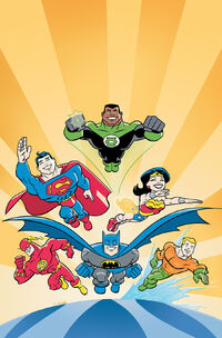 DC Super Friends 001