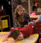 Seddie pin down iKiss
