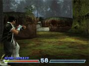 Tekken 4 Force Mode -Temple Ruins 2
