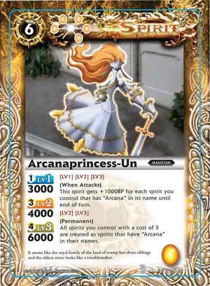 Battle spirits Set 3  300px-Arcanaprincess-un2