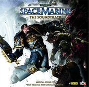 SM soundtrack cover