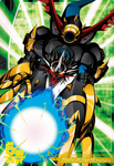 BlackImperialdramon Dragon Mode 2-039 (DJ)