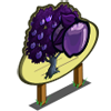 Giant Dark Apple Tree Mastery Sign-icon