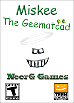 Miskee The Geematoad Final Cover