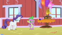 Rarity dancing S01E25