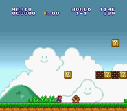 Goomba SMB screen