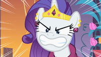 Rarity enraged S01E26