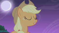 "Applejack ""Now listen here"" S1E02"