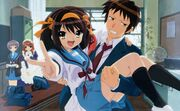 Kyon-and-haruhi