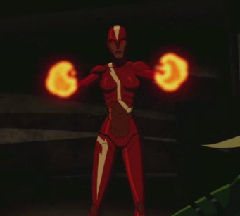 Red inferno earth 16 dc comics database