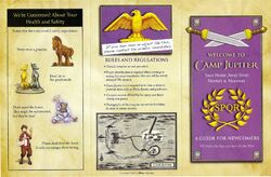Camp Jupiter Brochure Outside