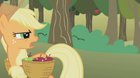 Applejack stubborn S01E04