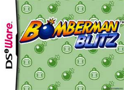 Bomberman Blitz Cover Art