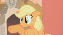 Applejack oooohh S01E08