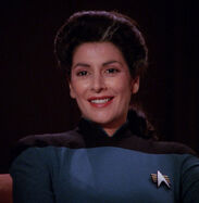 Deanna Troi, 2383