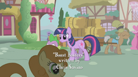 Twilight, Mr. Greenhooves and Golden Harvest S01E06