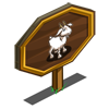 Saanens Goat Mastery Sign-icon