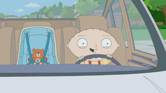 Family Guy Season 10 Episode 4 Stewie Goes for a Drive