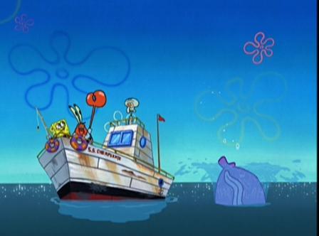 clam fishing lagoon encyclopedia spongebobia the