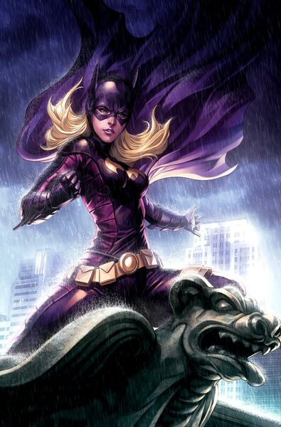 Batgirl Stephanie Brown Batgirl Robin Spoiler Consent Culture