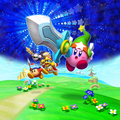 Kirby's Return to Dream Land Scenery
