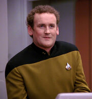 Miles O&#39;Brien, 2367